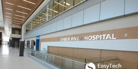 北美首个数字化医院开业 应用机器人提高了就业率